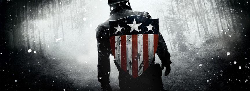 ảnh bìa captain Mỹ