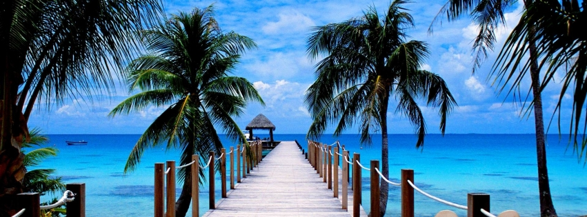Cover biển xanh