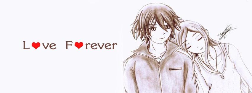 Cover Facebook - Love Forever