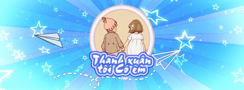 Cover Facebook Thanh xuân