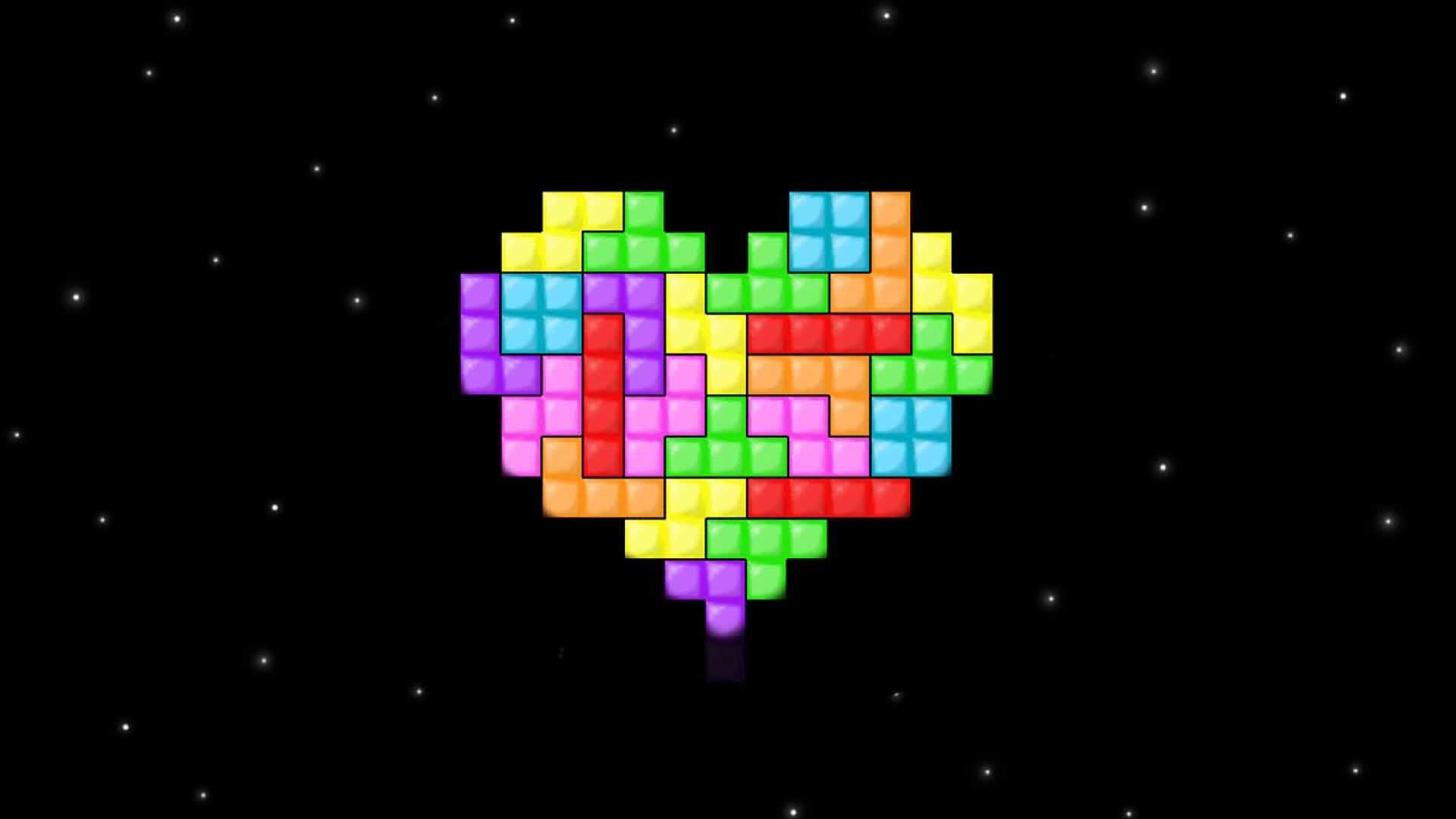 Ảnh xếp hình trái tim