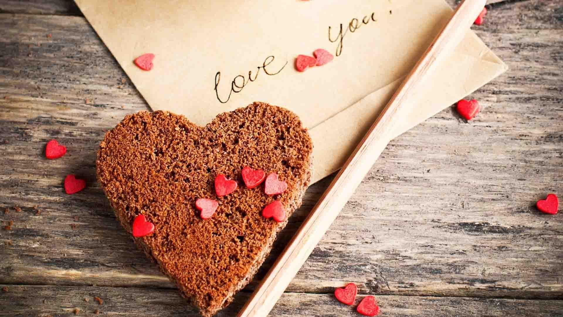 Hình ảnh bánh trái tim
