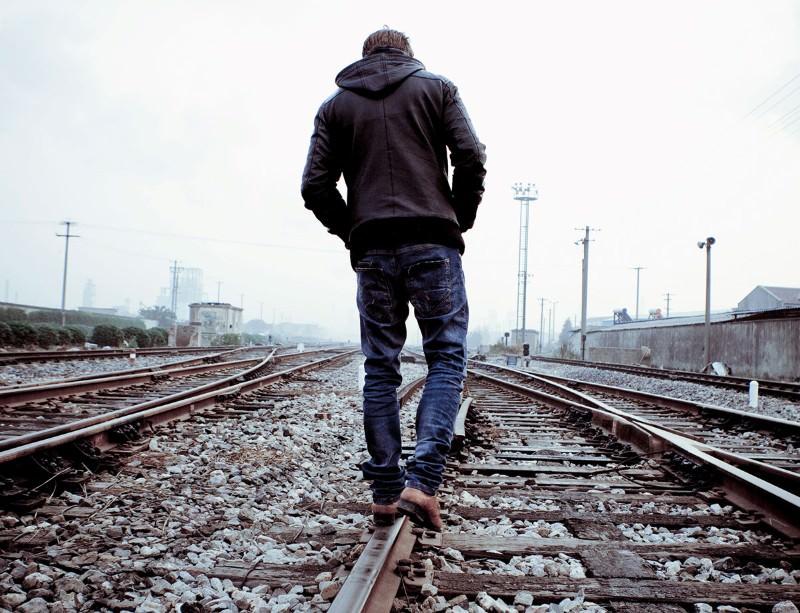 Hình ảnh buồn cô đơn (2)