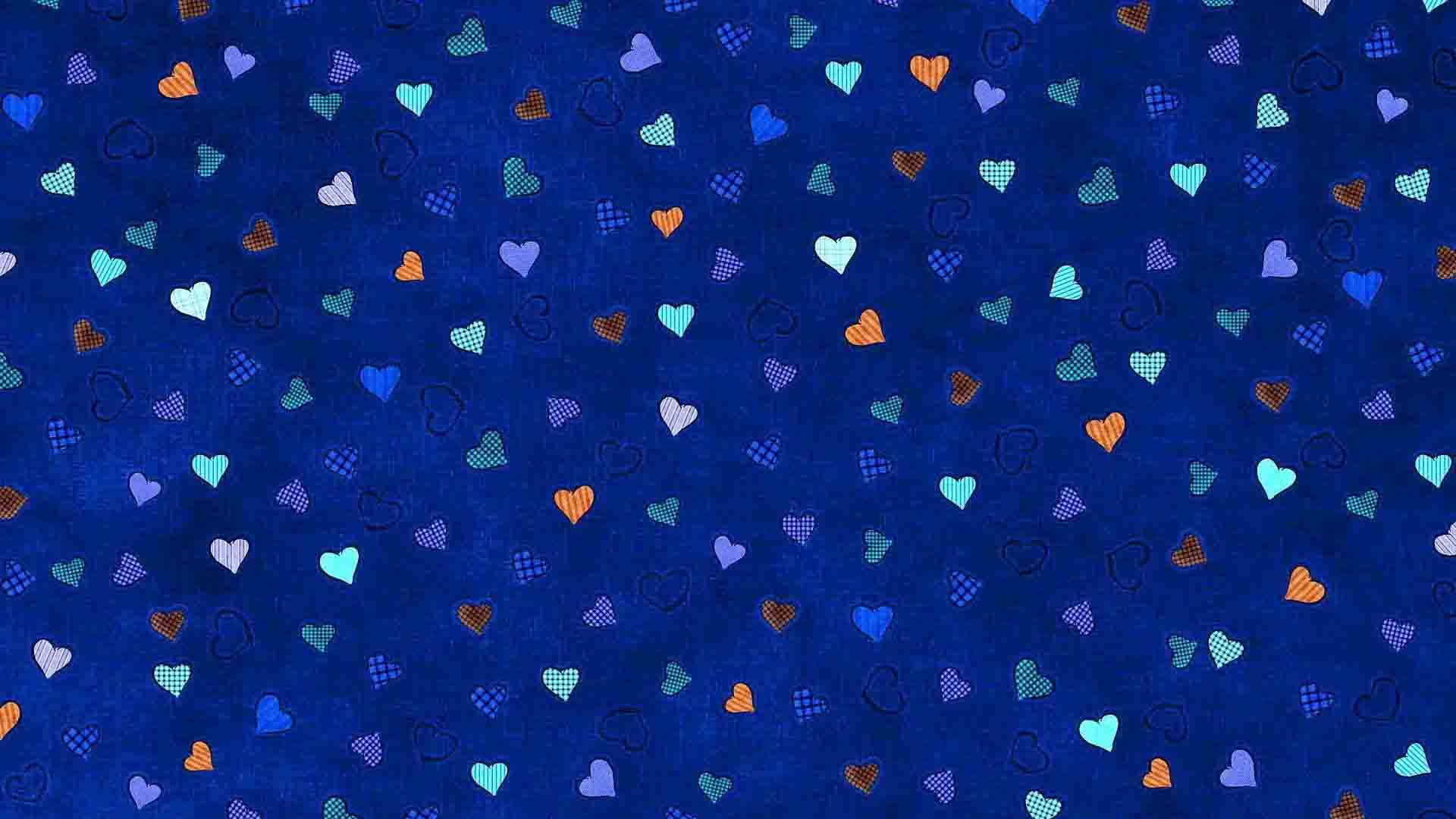 Hình ảnh chăn trái tim xanh