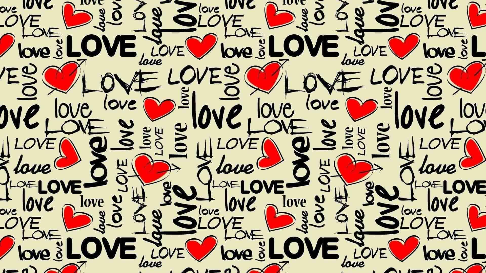 Hình ảnh love và trái tim