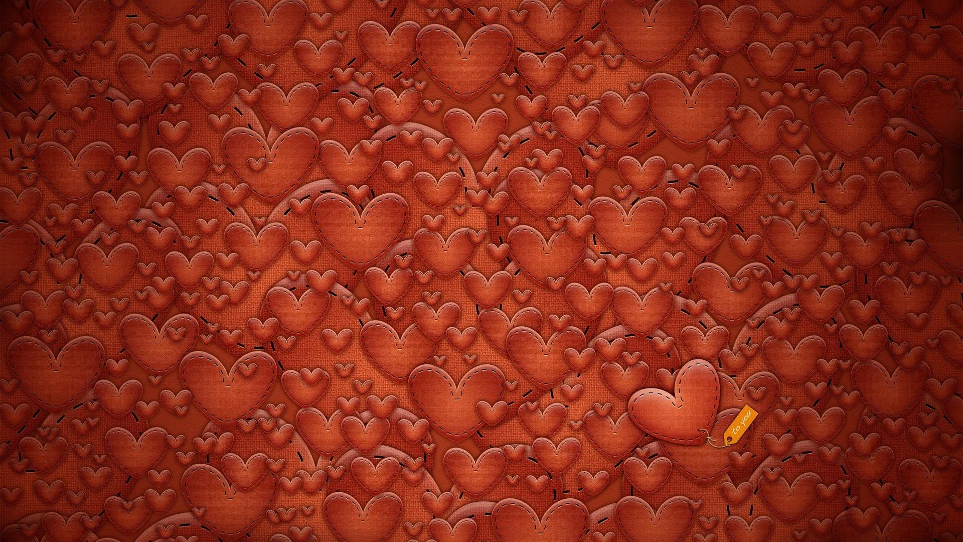 Hình ảnh nhiều trái tim đẹp