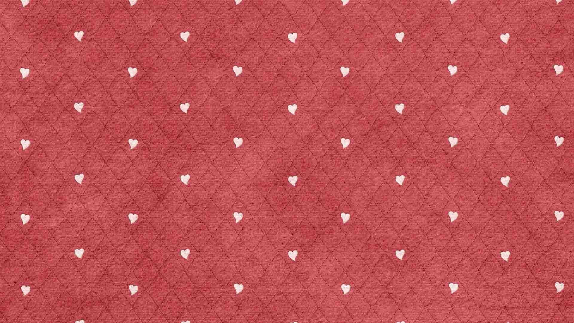 Hình ảnh thảm trái tim đỏ