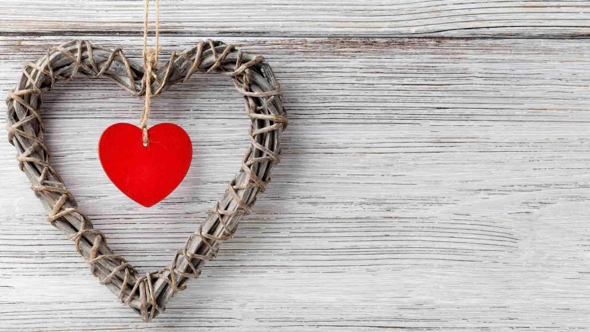 Hình ảnh trái tim lồng trái tim đẹp nhất