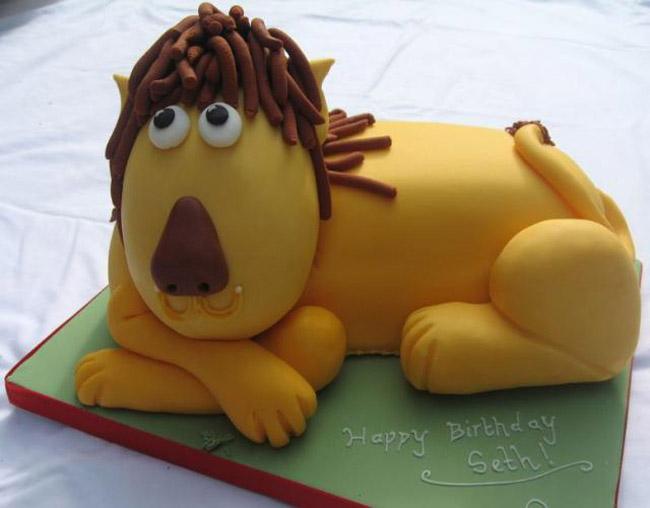Ảnh bánh sinh nhật ngộ nghĩnh