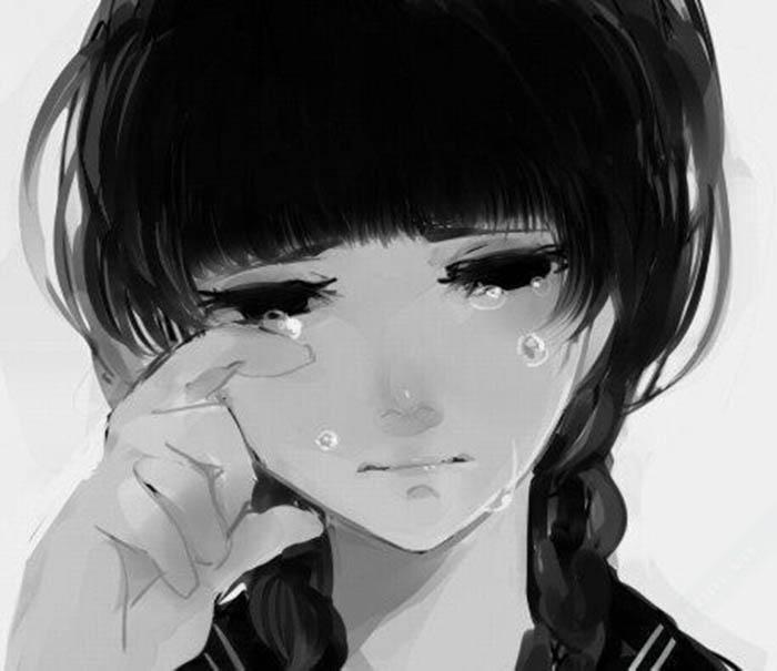 Ảnh đẹp buồn khóc