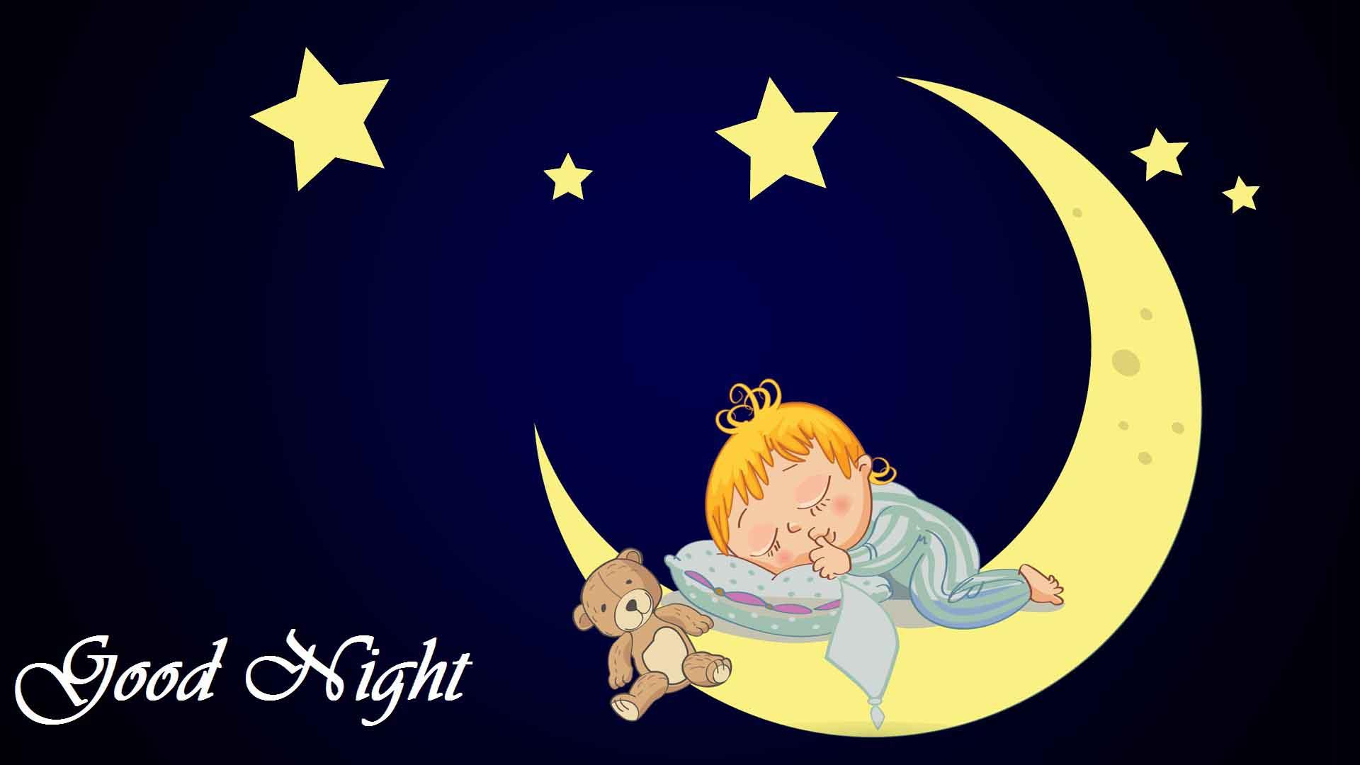 Ảnh good night boy
