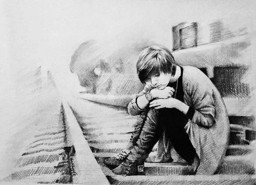Ảnh tâm trạng buồn đẹp