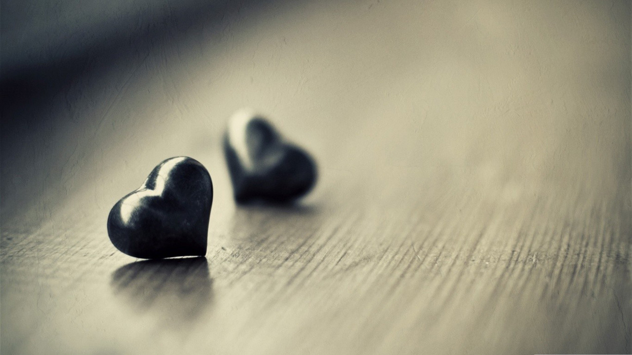 Ảnh trái tim buồn đẹp