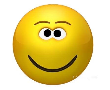 Avatar hình mặt cười