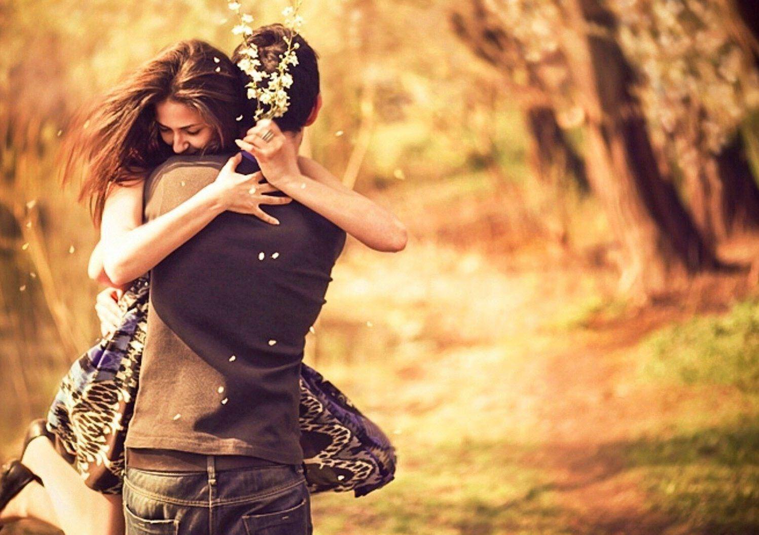 Hình ảnh cặp đôi tình yêu lãng mạn và dễ thương nhất