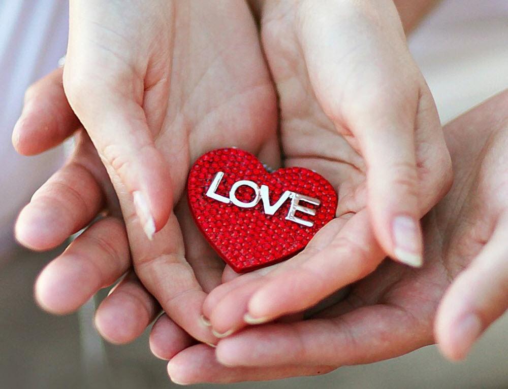 Hình ảnh dễ thương nhất về tình yêu (2)