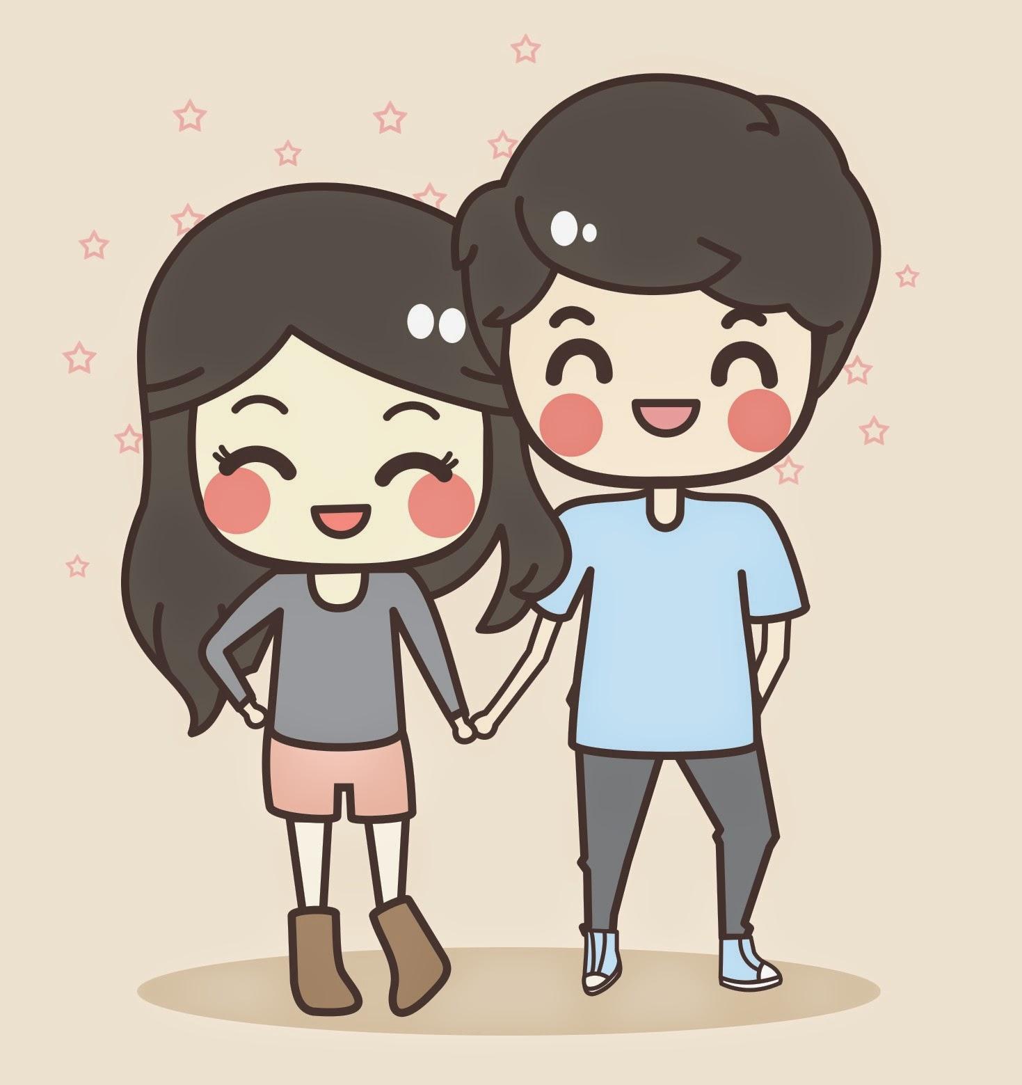 Hình ảnh tình yêu chibi dễ thương nhất (2)
