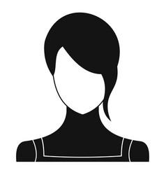 Hình avatar chân dung đen đẹp