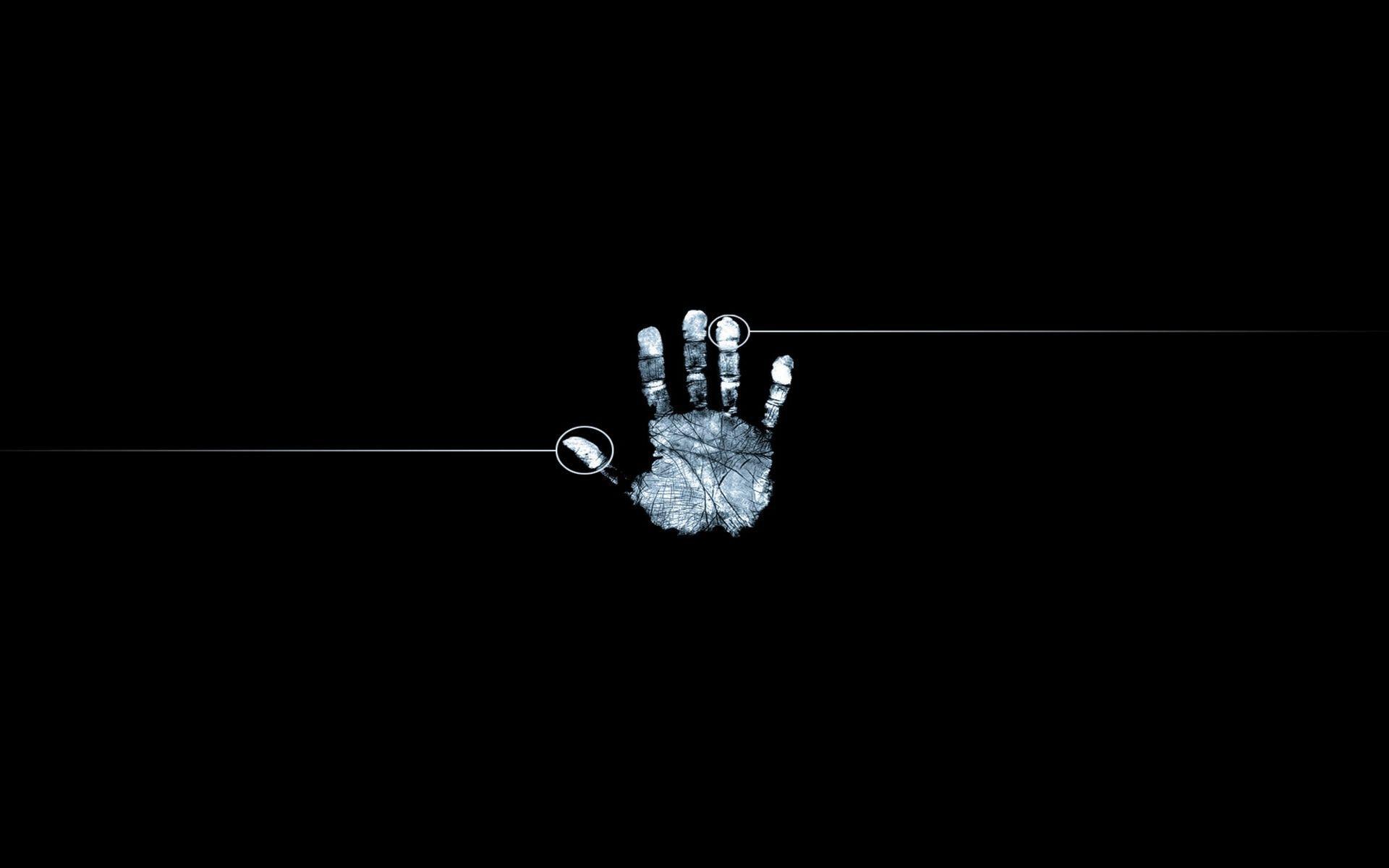 Hình avatar đen độc đáo đẹp