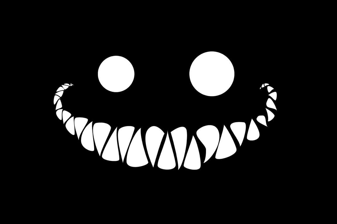 Hình avatar đen độc đáo