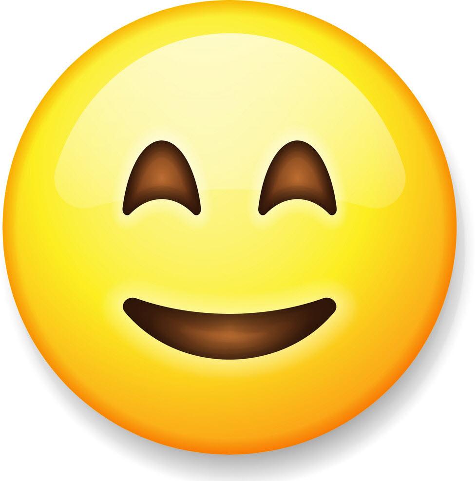 Hình icon mặt cười