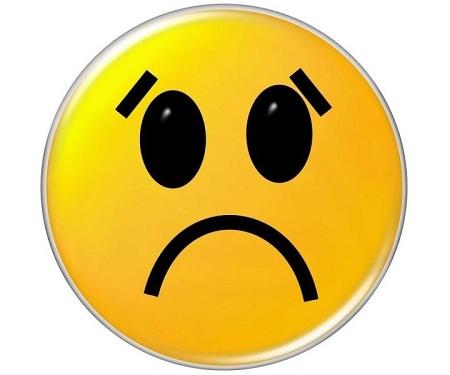 Hình mặt cười buồn (2)