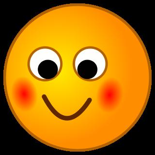 Hình mặt cười đáng yêu