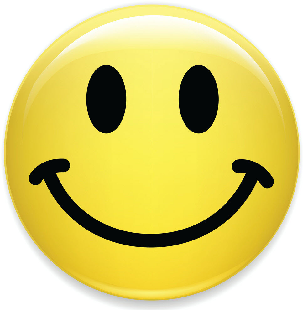 Hình mặt cười mỉm cười