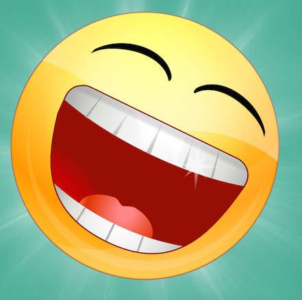 Hình mặt cười vui nhộn nhất