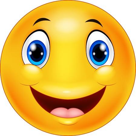 Hình mặt cười vui nhộn
