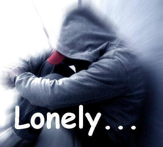 Ảnh đại diện facebook chàng trai buồn và cô đơn