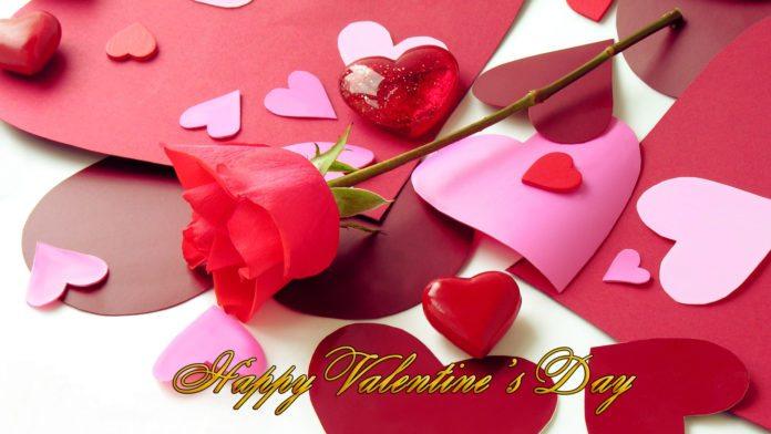 Ảnh chúc mừng valentine