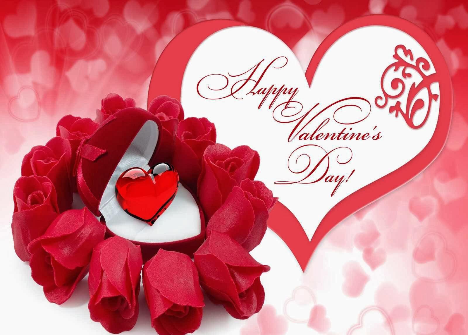 Ảnh thiệp valentine đẹp
