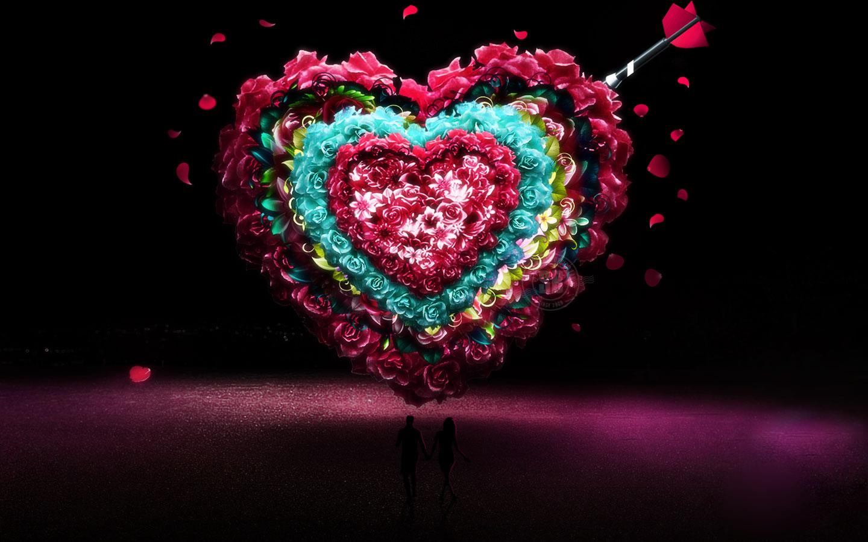 Ảnh valentine đẹp lãng mạn