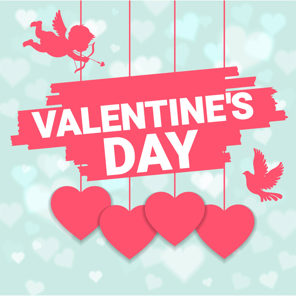 Hình ảnh dành cho ngày valentine đẹp nhất