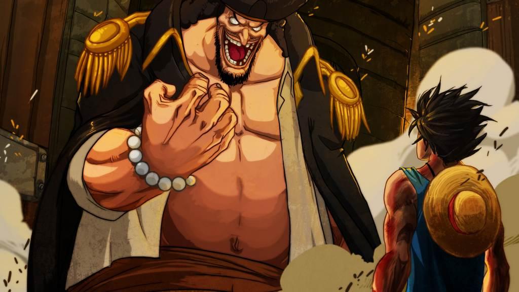 Hình ảnh Luffy one piece cực đẹp