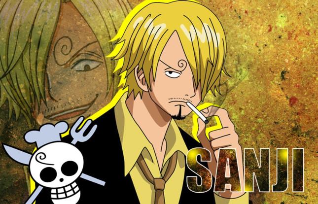 Hình ảnh one piece sanji