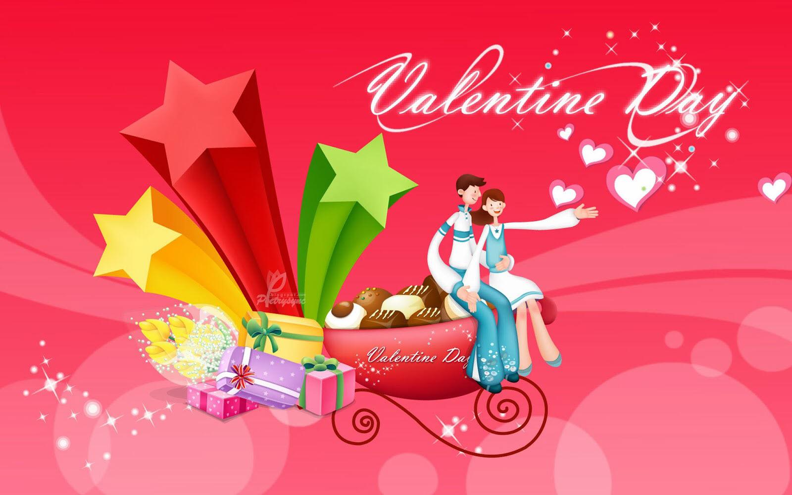 Hình ảnh valentine lãng mạn