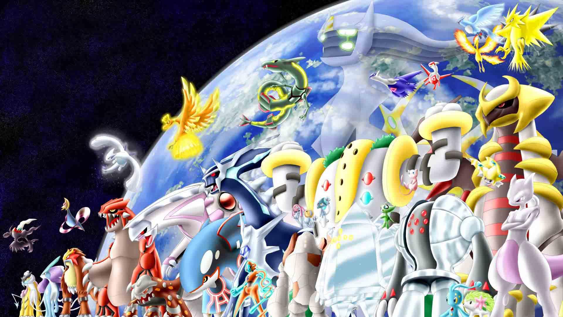 Ảnh 3D pokemon đẹp
