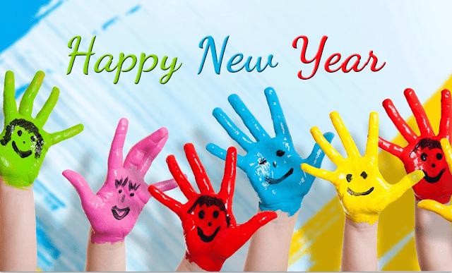 Ảnh chúc mừng năm mới đẹp nhất