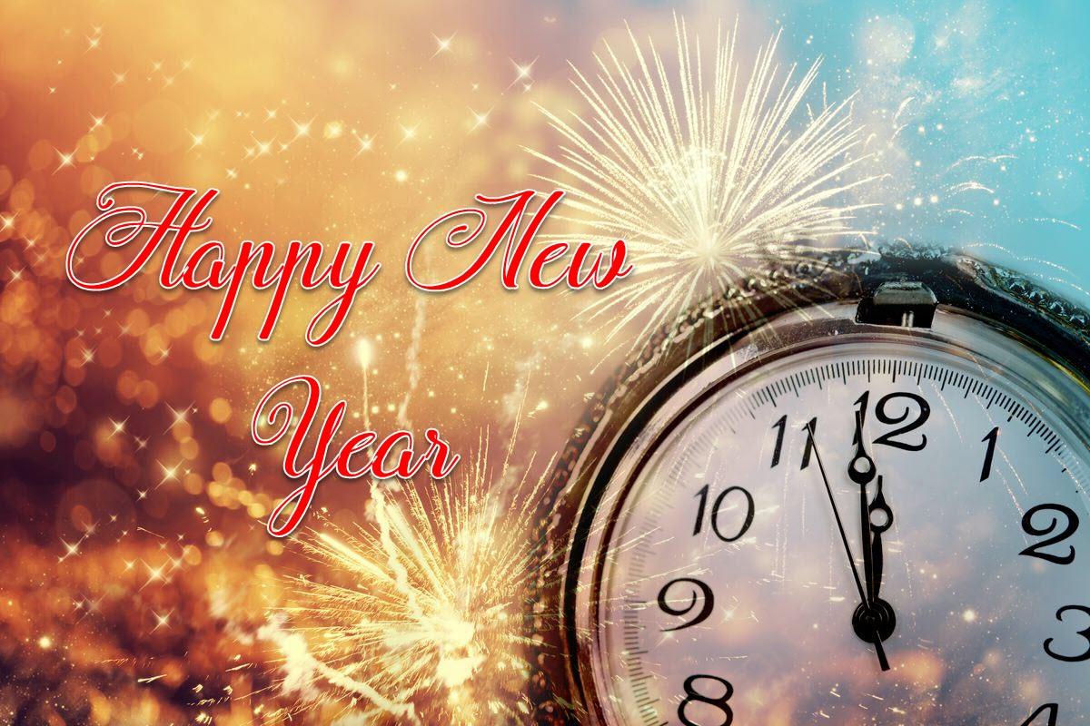 Ảnh chúc mừng năm mới khoảng khắc giao thừa