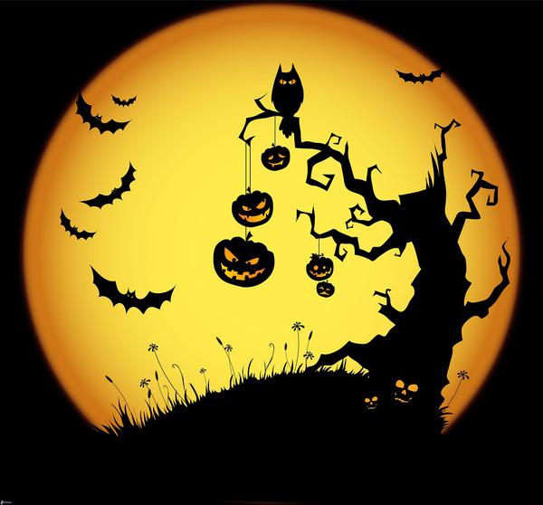 Ảnh đại diện Halloween đẹp (1)