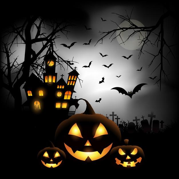 Ảnh đại diện Halloween đẹp (3)