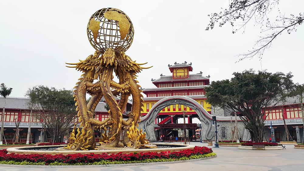 Ảnh đẹp công viên Hạ Long Park