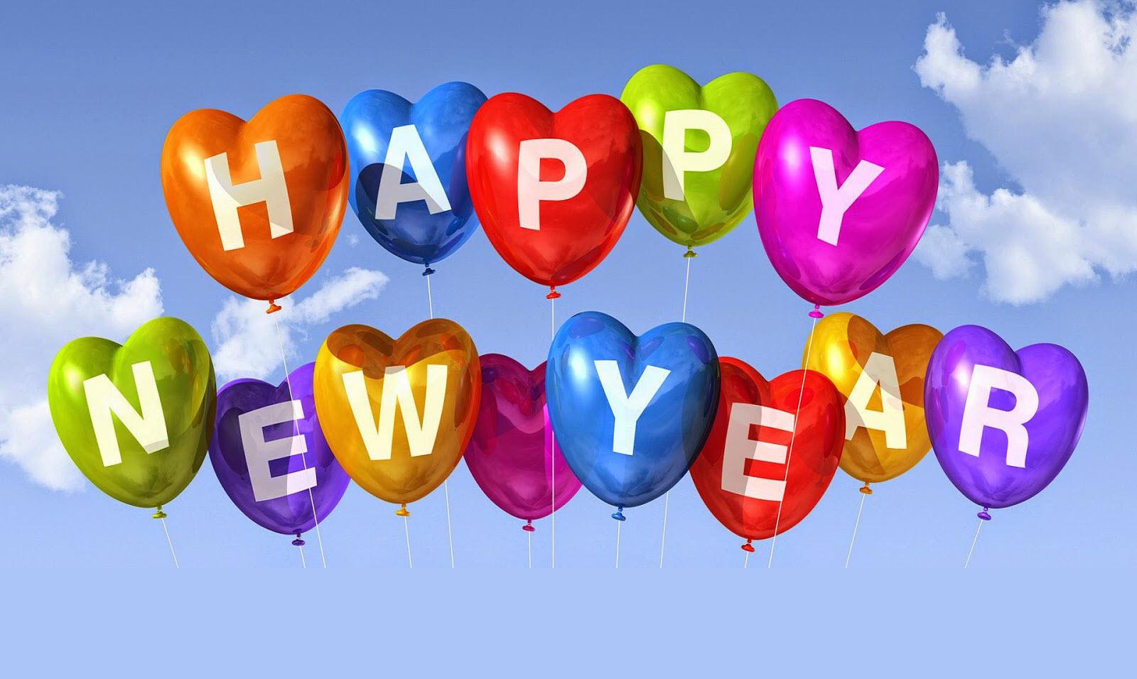 Ảnh Happy New Year đẹp