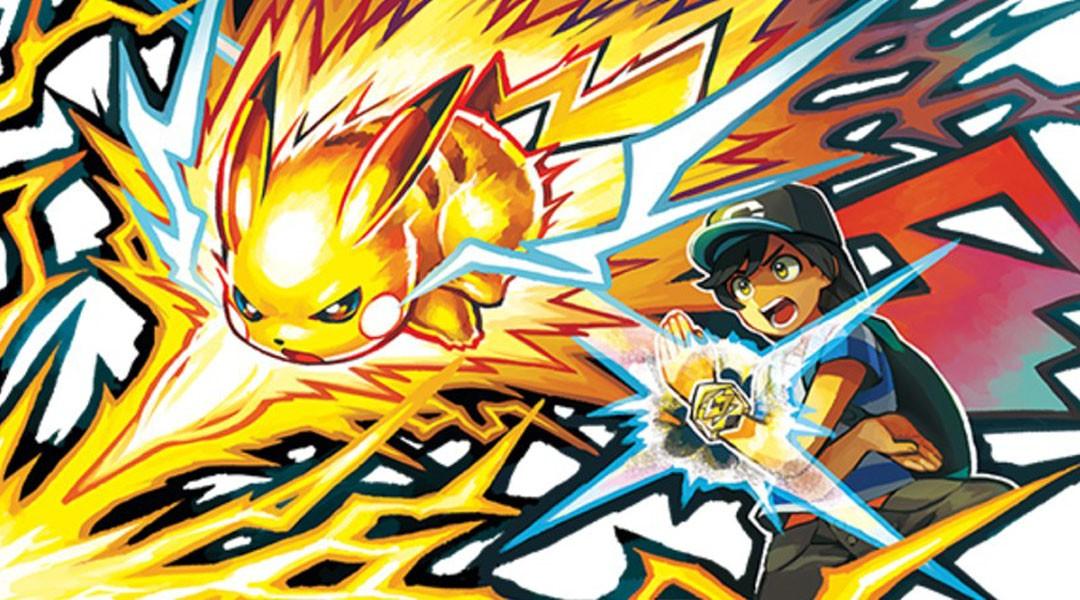Ảnh pikachu của satoshi