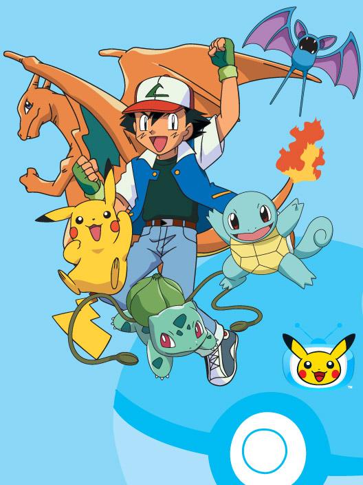 Ảnh pokemon của satoshi