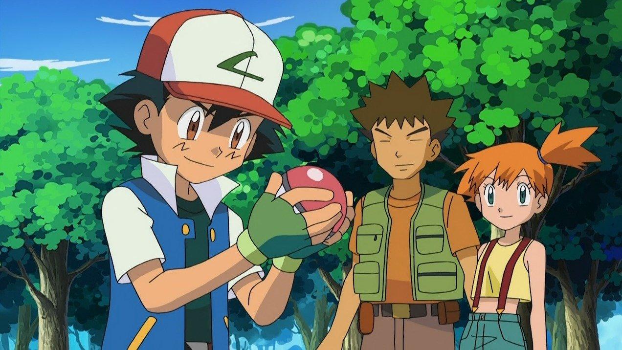 Ảnh quả cầu pokemon satoshi