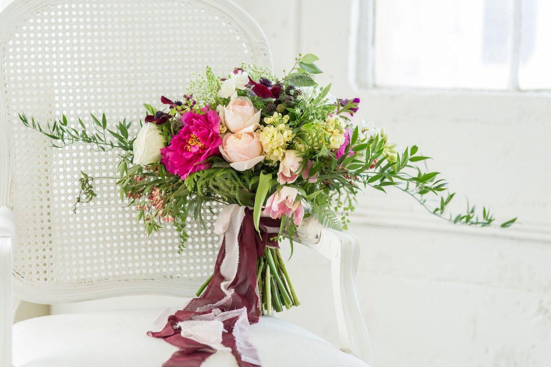 Hình ảnh bó hoa sinh nhật độc đáp