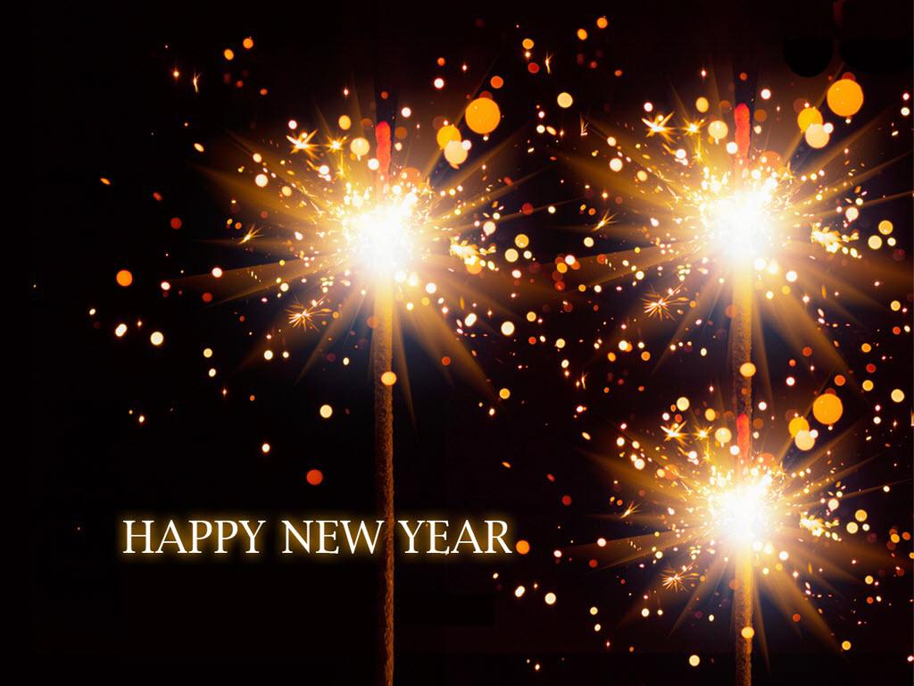 Hình ảnh chúc mừng năm mới đẹp